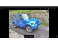1.3L Suzuki Jimny Convertible *Low Mileage 70k*