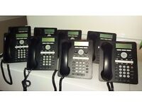 SET OF 8 OFFICE TELEPHONES WITH CONFERENCE CALL FACILITY. IN FULL WORKING ORDER