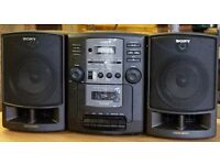2 Sony stereos