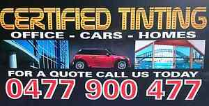 $139 VEHICLE WINDOW TINTING SERVICE MOBILE Ryde Ryde Area Preview