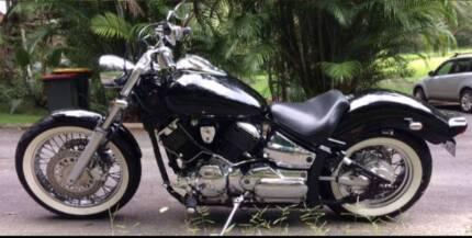 Yamaha xvs1100 swap ss ute