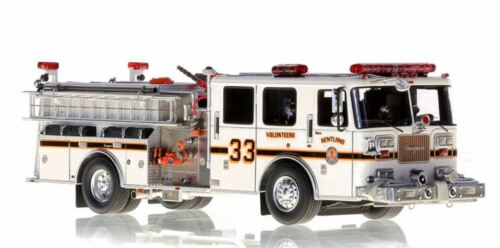 Kentland Seagrave Commander II Engine 331 1/50 Fire Replicas FR025 New Sold Out