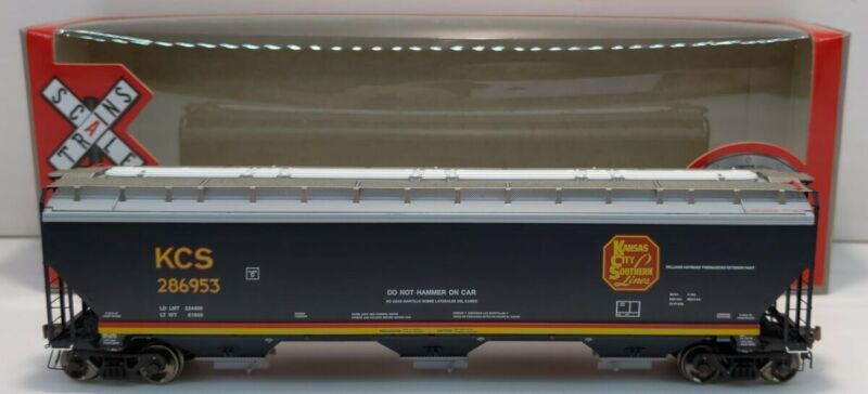 Scale Trains SXT30440 HO KCS Greenbrier 5188cf Covered Hopper #286953 LN/Box