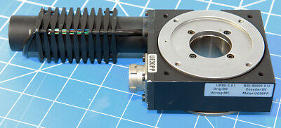 1newport Klinger Ur80 360 Motorized Rotaryrotation Stage Ue30pp Stepper Motor