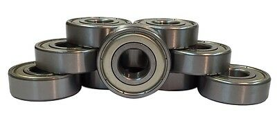 6202-zz Deep Groove Radial Ball Bearing Peer 6202zz 15x35x11 10 Pc