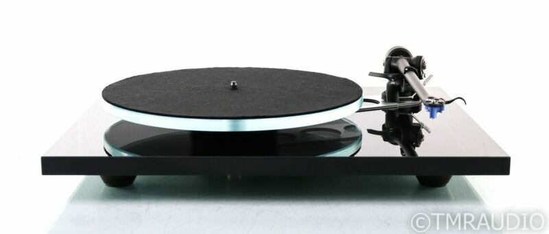 Rega Planar 3 Belt Drive Turntable; P3; Elys 2 MM Cartridge; Black