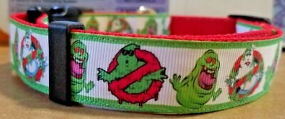 Ghostbusters Dog Collars (2 different styles)](Ghostbusters Dog)