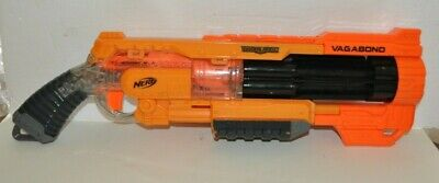 NERF DOOMLANDS VAGABOND 6 Shooter Soft Dart Blaster