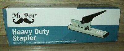 Mr. Pen- Heavy Duty Stapler With 1000 Staples 100 Sheet High Capacity Office