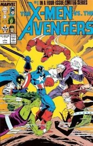 Complete X-MEN vs the AVENGERS Limited Series