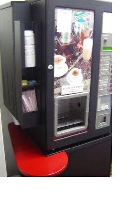 Omnimatic Excel Coffee Espresso Vending Machine Programming Service Manuals
