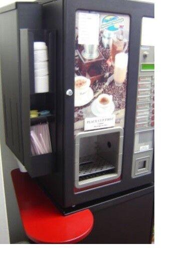 Omnimatic Excel Coffee / Espresso  Vending Machine Programming & Service Manuals