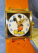Vintage Disney Wall Clock
