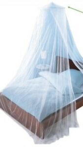 DECORATIVE MOSQUITO BED NETTING