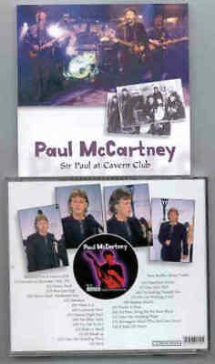 PAUL McCARTNEY Sir Paul At The Cavern 99' CD  ()