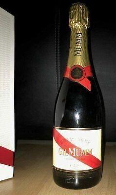 Mumm Champagner - Cordon Rouge - Brut - inkl. Geschenkbox