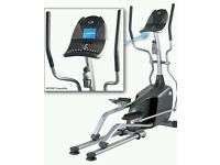 Horizon fitness andes 500 elite elliptical cross trainer.