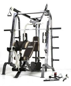 9010 SMITH MACHINE! BEST ALL IN ONE!