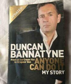 Biography of Duncan Bannatyne, OBE