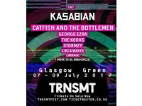 TRNSMT Festival Glasgow SATURDAY Tickets x 4 *FACE VALUE OR BEST OFFER*