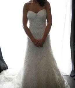 Magnifique robe de marié