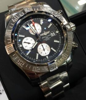 BREITLING SUPER AVENGER 2 Bondi Junction Eastern Suburbs Preview
