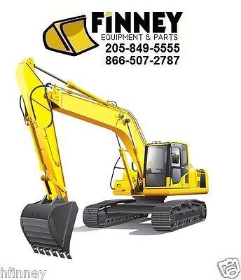 Caterpillar Cat Excavator Locking Fuel Cap 0861781