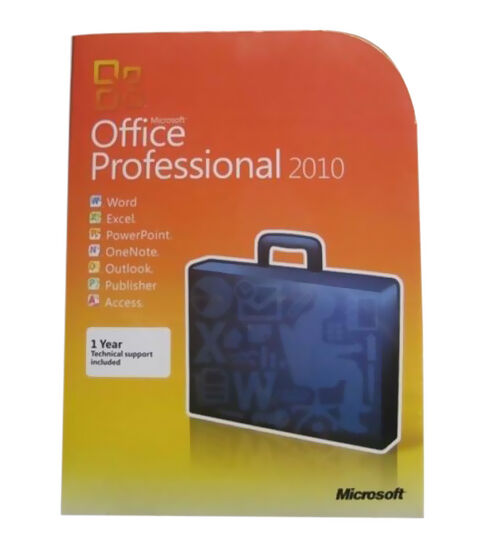 Microsoft Office Software Package