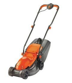 Lawnmower - Flymo Chevron 32 Corded Rotary Lawnmover - 1000W – 50.00