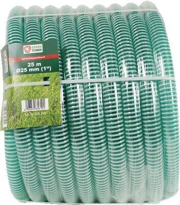 Green Tower Suction Hose Spiral Hose Pressure Hose Flexible Hose New