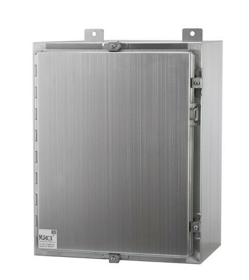 12 x 12 x 8In 304 Stainless Steel Explosion-Proof Enclosure