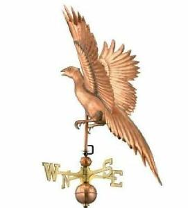 Copper or Aluminum Weathervanes - Great Selection