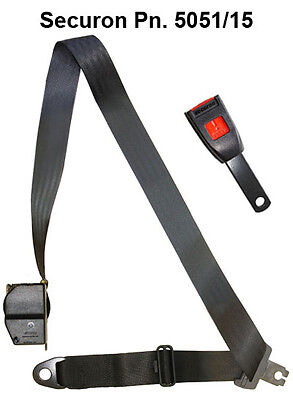 NEW Securon Seat Belt 5051/15 Lap & Diagonal Belt x1