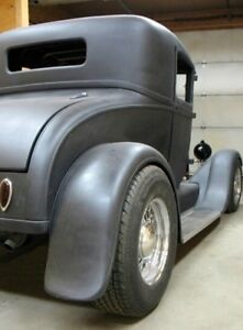 1928-29 Model A Ford Fenders