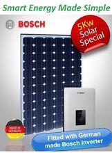 Bosch Solar inverter system Webberton Geraldton City Preview
