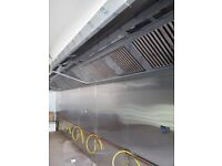 Brand New Italian Extraction Canopies, 1 Year Warranty ALL IN ONE INC Motor