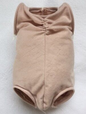 "Doe Suede Body for 21-22"" Reborn Doll Kit ~ Full Arms and Full Legs"