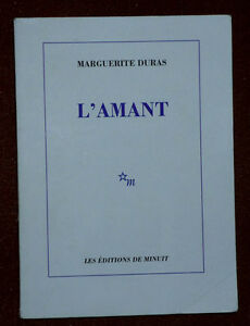 L'Amant ... French book by Marguerite Duras