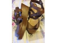 New look Wedged sandals