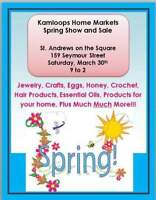 Kamloops Home Markets Spring Show and Sale