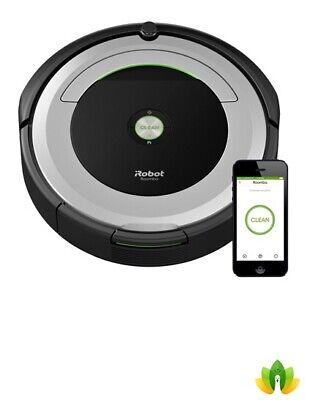 iRobot Roomba 690 Black Robot Vacuum Cleaner