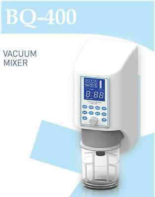 New Bq-400 Vacuum Mixer With 11 Pre-programs For Gypsum Plaster Investment