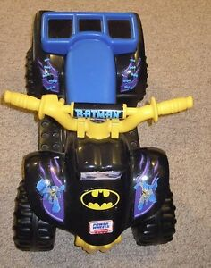 Batman Superfriends Electric Ride-on 6v