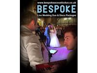 Live Wedding Music - Acoustic and Upbeat Band with Disco Option