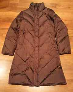 Down and feather winter coat from Jacob - $10