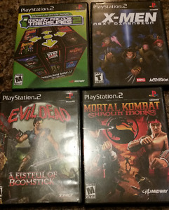 Playstation games for sale (PS1, PS2 & PS3)