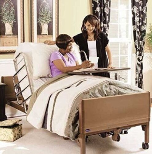 Invacare Full Electric Hospital Bed Package (Free Mattress and Rails!) Brand New