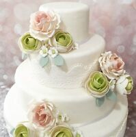 Decorated Wedding cakes!