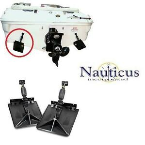 USED* NAUTICUS SMART TABS - 123660056 - BOATING TRIM - UP TO 250 HP MOTORS
