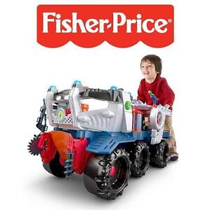 NEW FISHER PRICE BATTLE ROVER IMAGINEXT 105403182